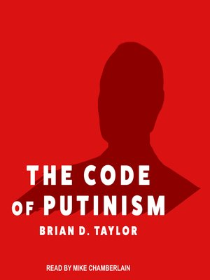 cover image of The Code of Putinism
